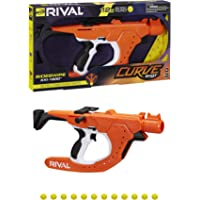 Nerf Rival Curve Shot Sideswipe XXI-1200 Blaster Fire Rounds to Curve Left, Right, Downward or Fire Straight 12 Nerf…
