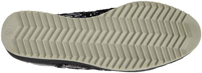Laufsteg München HW160702 P, Zapatillas de Estar por Casa para Mujer, Gris (Fantasy Fell Grey), 38 EU
