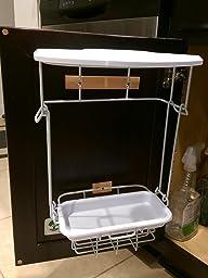 Amazon.com: TrashRac 82153 - 3 Gallon Trash Rack System