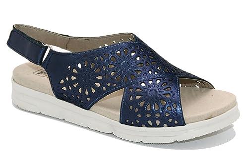 entrega gratis pensamientos sobre nuevo estilo de PITILLOS 2743 Zueco Piel Calado: Amazon.es: Zapatos y ...