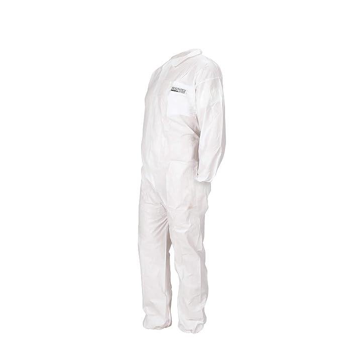 Amazon.com: Seachoice microporoso desechables pintura traje ...
