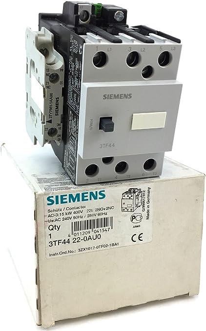 TELERUTTORE Siemens 3tf4210-0b