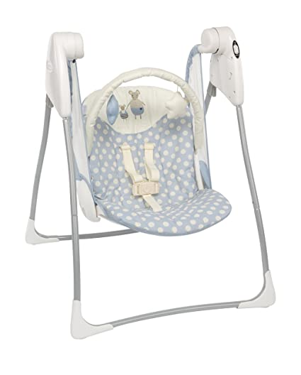ad2a11576 Graco Baby Delight Columpio para bebé multicolor Petit Pip: Amazon ...