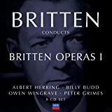 Britten Conducts Britten: Operas, Vol. 1 - Albert Herring / Billy Budd / Owen Wingrave / Peter Grimes