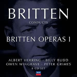 Britten Operas Vol.1