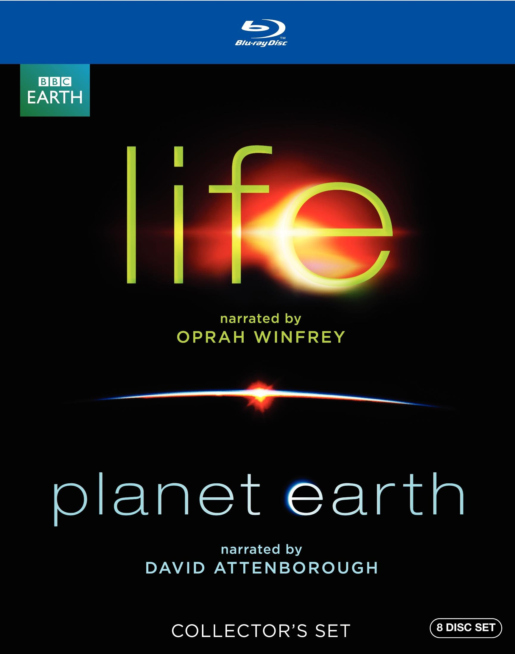 Life/Planet Earth Collection [Blu-ray]