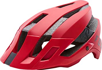 Fox Flux Helmet, Red, tamaño XS/S