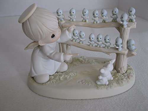 Precious Moments Figurine 15 Happy Years Together What a Tweet 530786