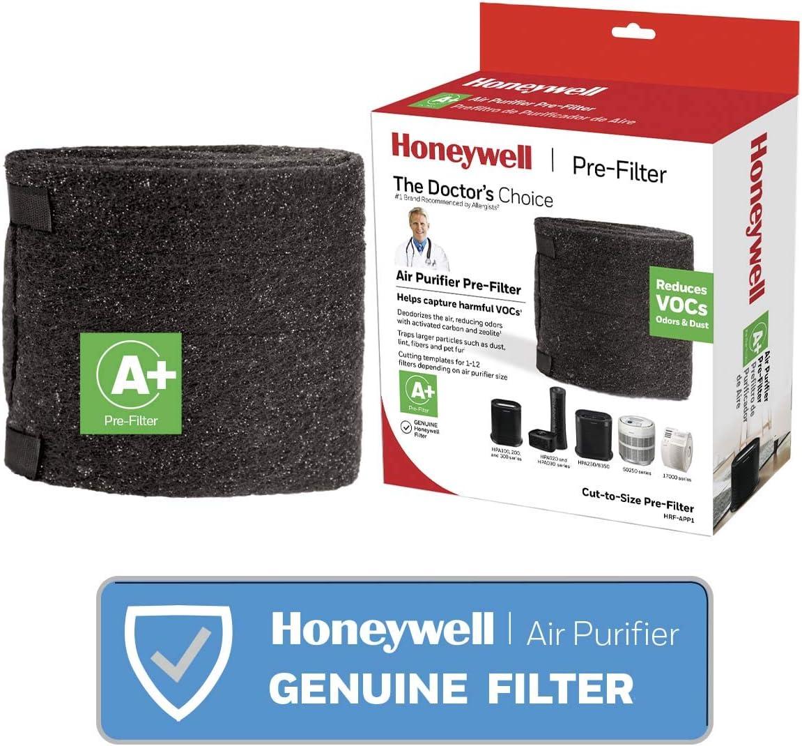 Honeywell Premium - Purificador de aire para reducir el olor ...