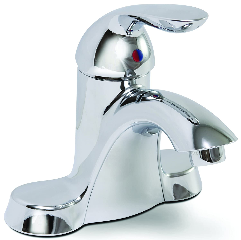 Premier Faucet 126955 Waterfront Lead Free Single Handle Lavatory ...