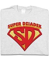 Polish Apparel Super Dziadek - Polish T-Shirt