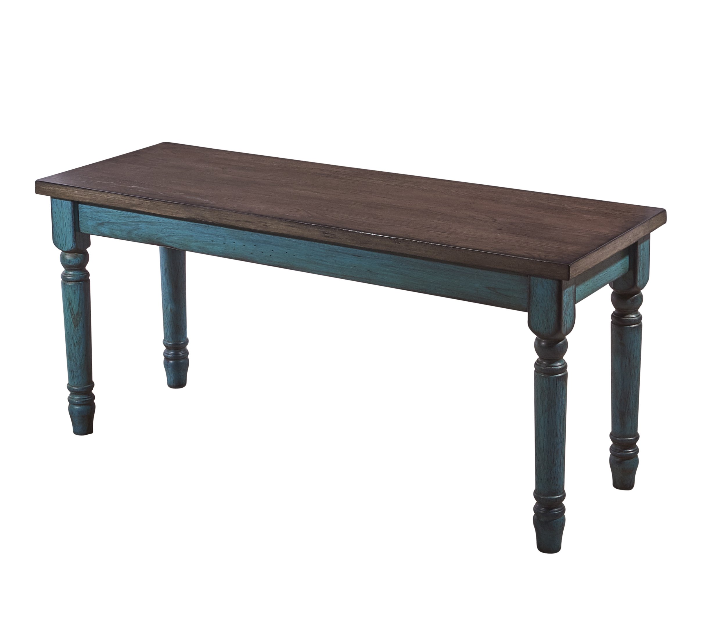 Powell Furniture 16D8214B Willow Dining Bench
