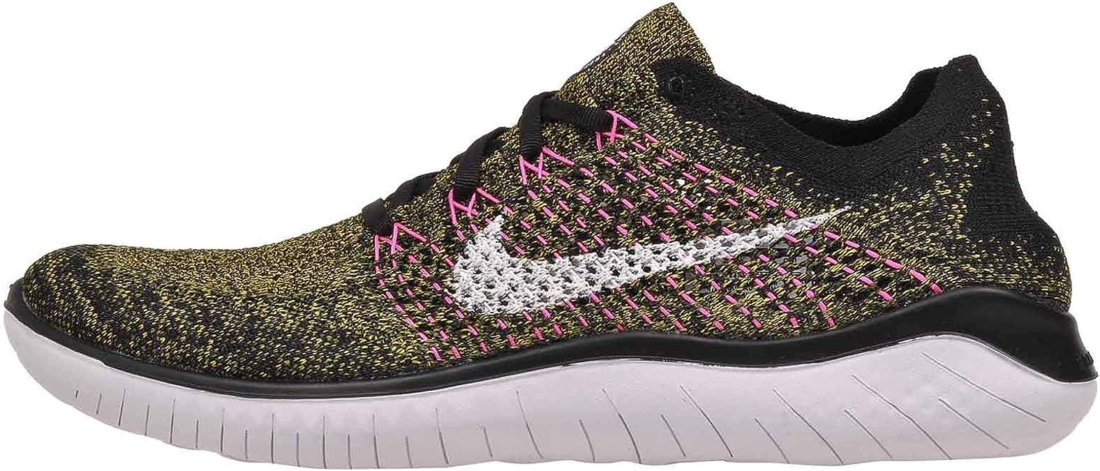 Nike Mens Free RN Flyknit Running Shoe: Amazon.es: Zapatos y complementos