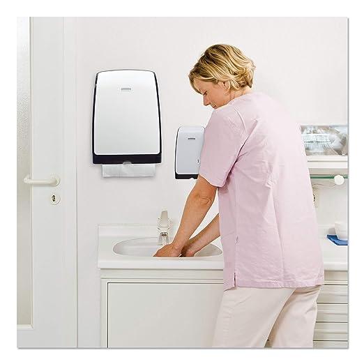 Kleenex Slimfold toallas de mano, color blanco, 90/Unidades, 24/Carton: Amazon.es: Industria, empresas y ciencia