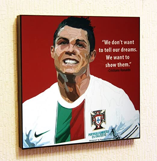 Ronaldo Juventus 2 Portuguese Football Player Poster Sport Star Photo Quote