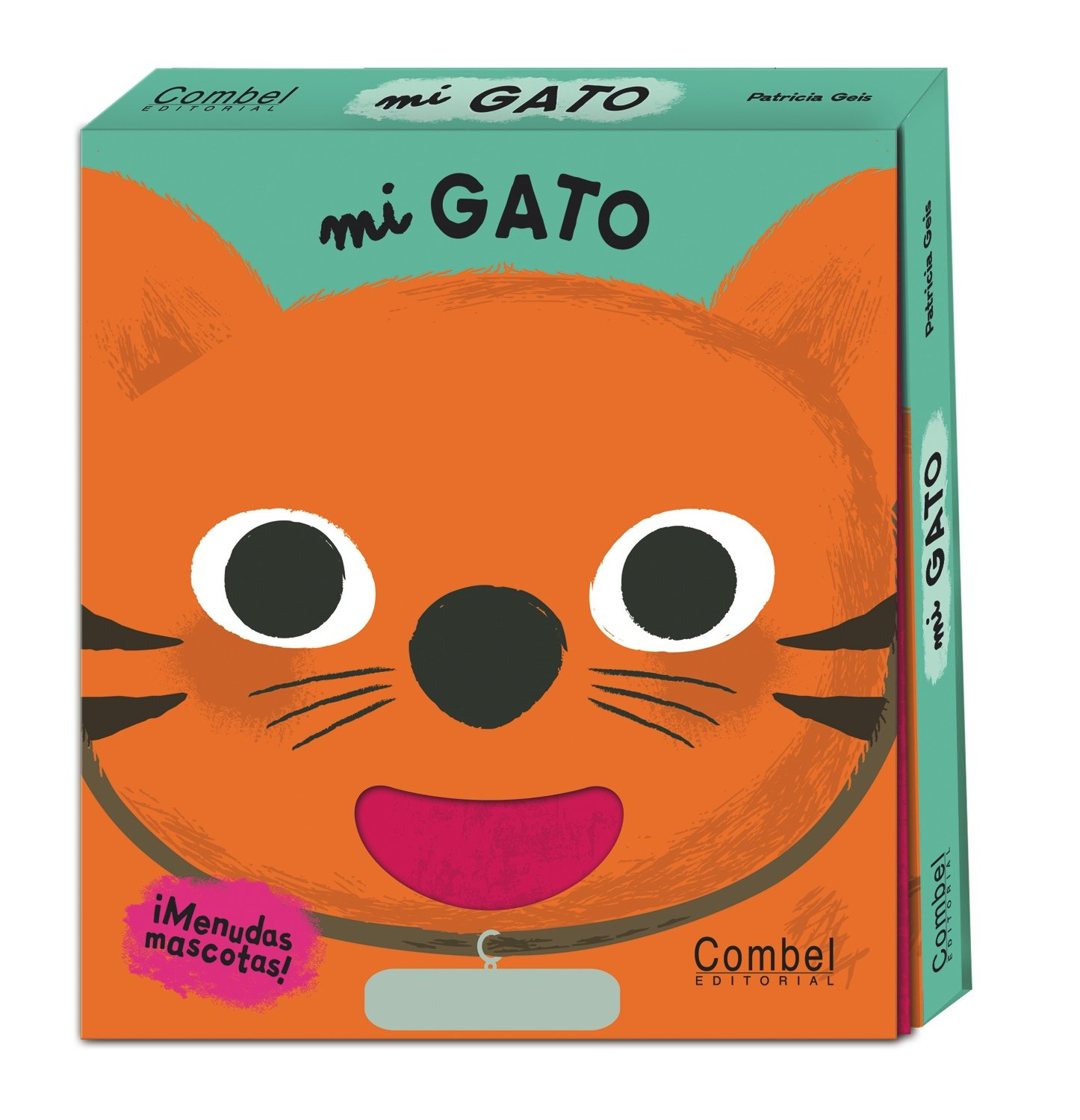 Mi gato (¡Menudas mascotas!) (Spanish Edition) (Spanish) Board book – September 1, 2013