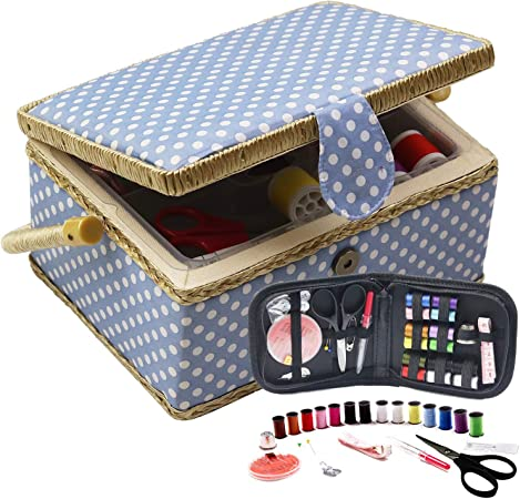 Sewing set for WalkiesBone Fashion bodbag bag Cut pattern and material for sewing a fender dispenser made of denim fabric desired colour
