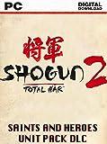 Total War: SHOGUN 2 - Saints and Heroes unit Pack [Online Game Code]