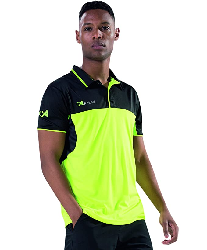 Asioka Polo Tecnico M/C Modelo Tokio Camisa Hombre: Amazon.es ...