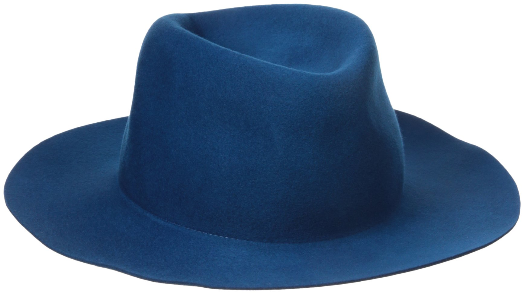 Kangol Men's Barclay Trilby, Prussian, Small