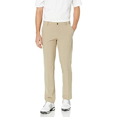 .com : adidas Golf Men's Ultimate Regular Fit Pants : Clothing
