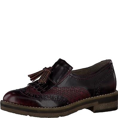 20e601fb8b38 Tamaris Damenschuhe 1-1-24608-27 Damen Slipper, Mokassin, Halbschuhe  Amazon .de  Schuhe   Handtaschen