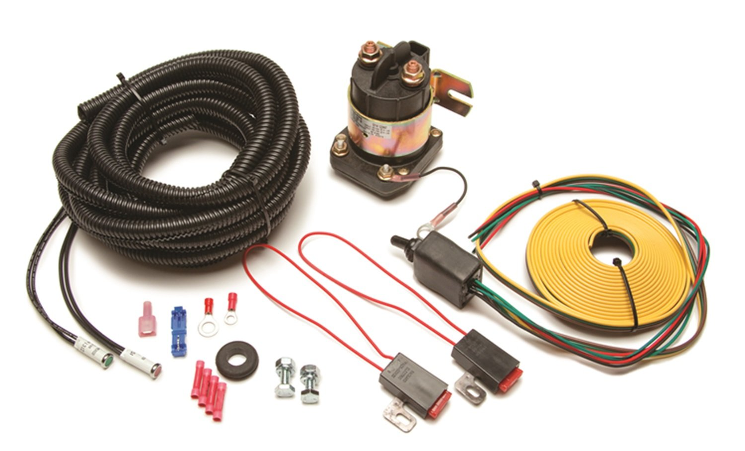 Painless 40102 250 Amp Dual Battery Current Control Performance Wiring System 1 Pack Automotive