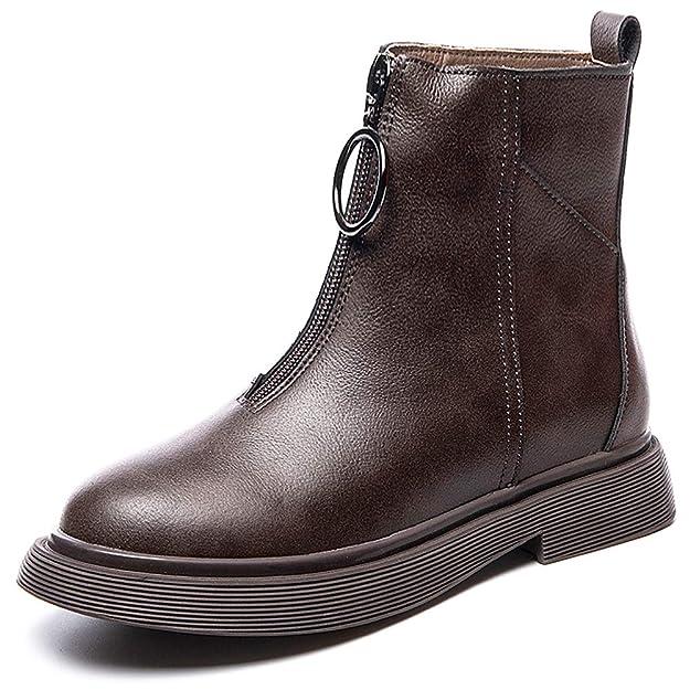 Chelsea Boots Herren Stiefel Damen Stiefelette Baolesem 6IbfvYgy7