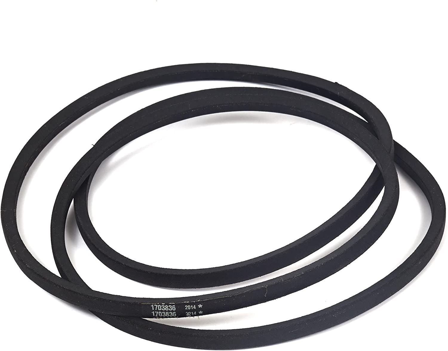 SIMPLICITY MANUFACTURING 1707740SM made with Kevlar Replacement Belt