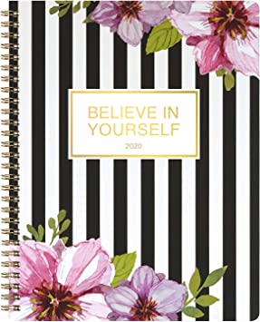2020 Planner Weekly /& Monthly Planner with 12 Monthly DIY Tabs January 2020