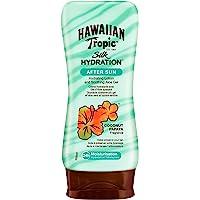 Hawaiisk tropisk silkesåterfuktning efter solkräm, 180 ml, vit