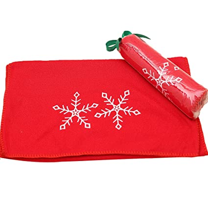 1 pieza de Navidad ropa de microfibra toalla de baño ducha toalla de cocina fiesta suministros