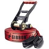 Gibbon X13 Tree Pro 13846 Classic Slackline Set Red