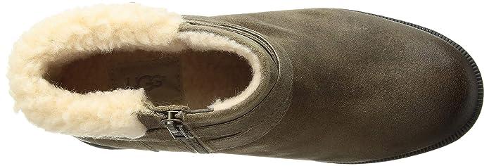 af5a691f725 UGG Women's W Benson Fashion Boot, Black