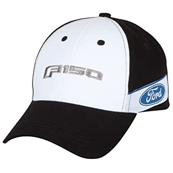 2009f2409a8 The Ford Merchandise Store 1246152-00 White Black Two Tone Cap ...