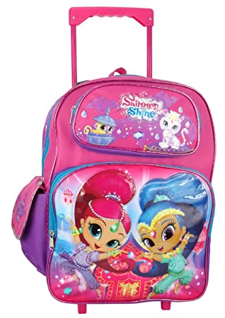 Shimmer and Shine-Sac de Voyage Shimmer and Shine Gz9vd89y