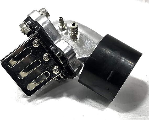 SS - Tubera de admisión con caja láminas de 6 pétalos de Carbono para Motor Minarelli Horizontal 50 c.c, Yamaha Jog, Aerox, Beta ARK: Amazon.es: Coche y moto