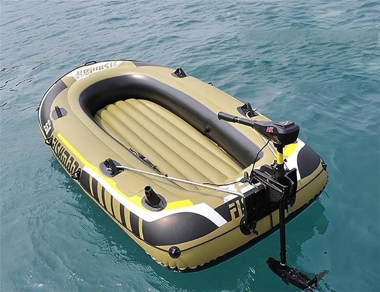 POTA Botes inflables Remo Set de barco hinchable y remos 2/3/4 asientos ,  A: Amazon.es: Deportes y aire libre