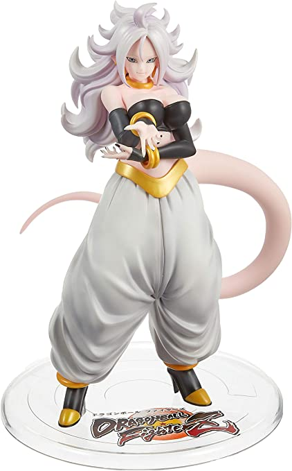 Dragon Ball Gals Android No 21 Approx 210mm Pre-painted From Japan MegaHouse