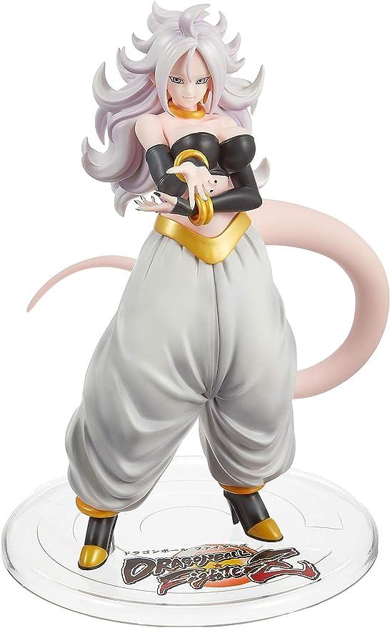 Dragon Ball Z Android 21 Figure Battle Model PVC Statue No Bikini No Box