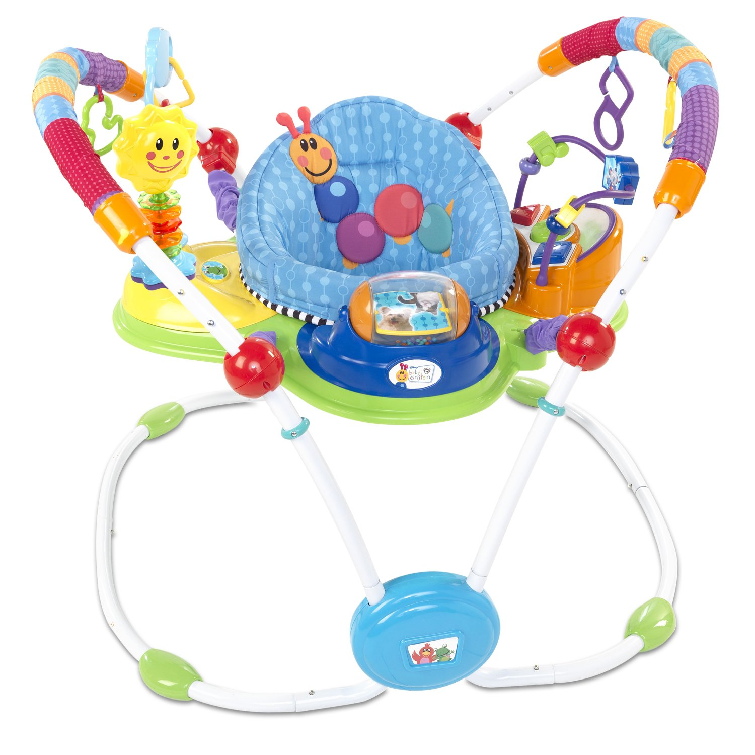 4295aae4c Amazon.com  Baby Einstein Musical Motion Activity Jumper