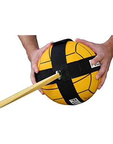 PullBall Water Polo Training Drills Waterpolo, Football, Volleyball Practice for Athlete to Increase Stamina