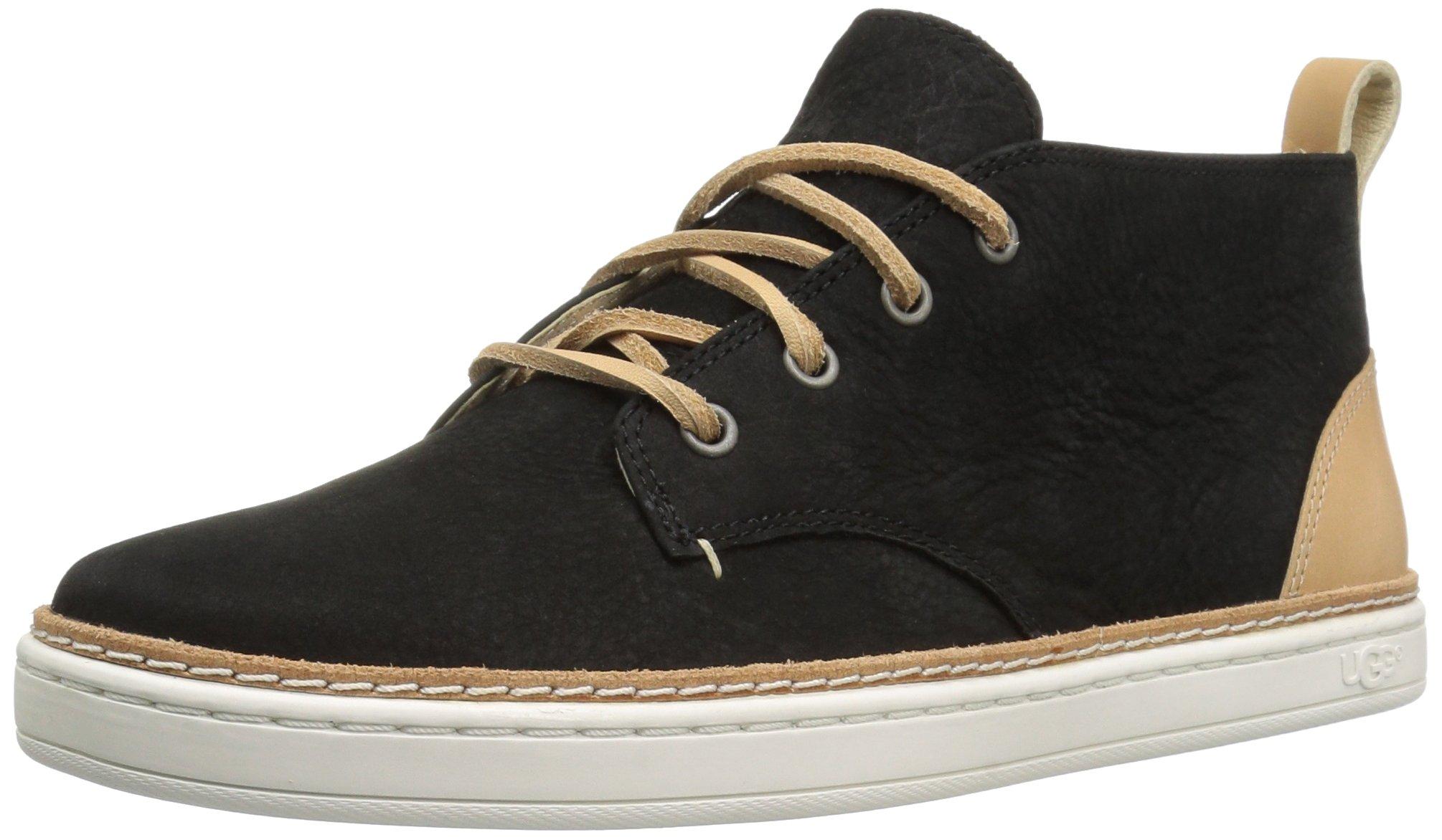 UGG Women's Kallisto Fashion Sneaker, Black, 10 US/10 B US