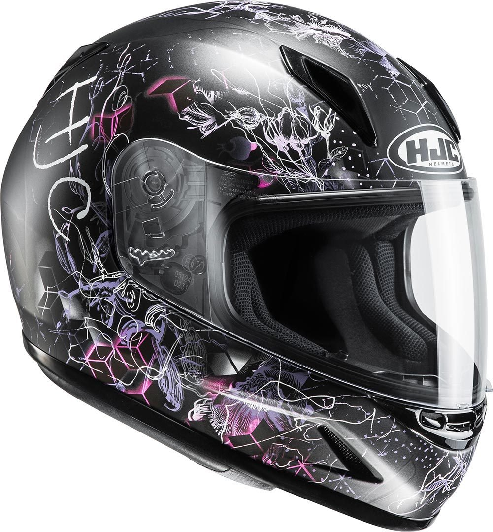 HJC casco cly vela mc8sf m