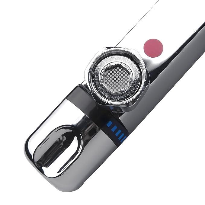 Vinteky - Termostato de ducha visto (Size 1/2 + adaptador de 3/4): Amazon.es: Bricolaje y herramientas
