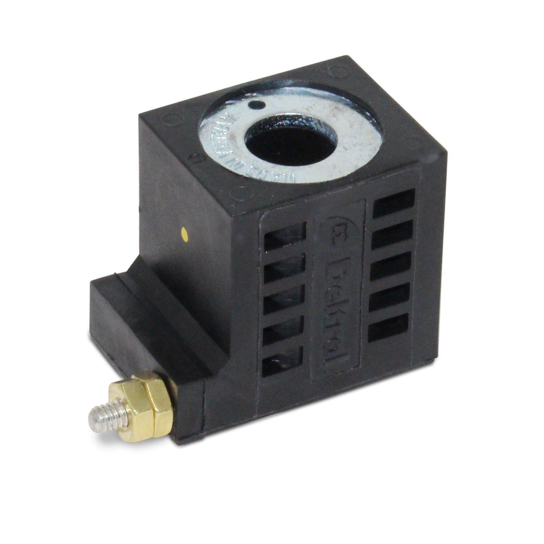 Deltrol 10226-33 10VDC Solenoid Coil 25W Hydraulic Power Unit Lift Dump