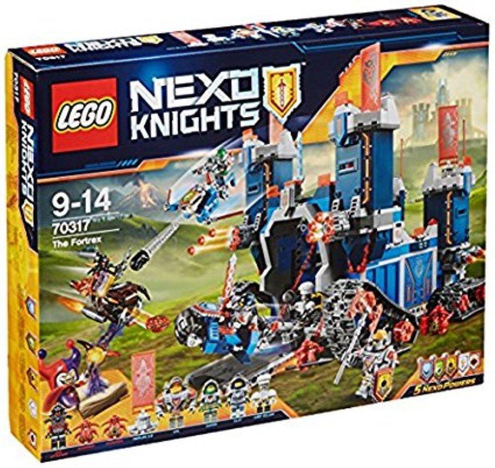 レゴ (LEGO) ネックスナイツ 移動城塞フォートレックス 70317   B013JQDXKA