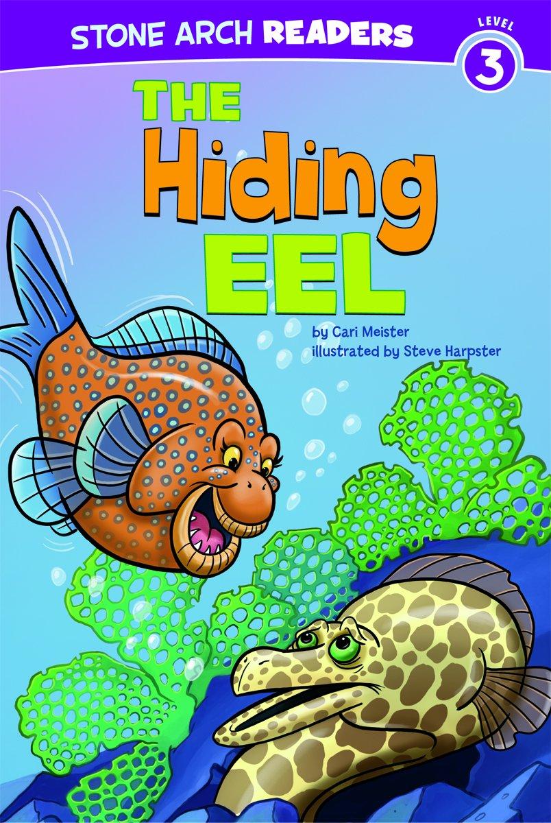Read Online The Hiding Eel (Ocean Tales) pdf epub