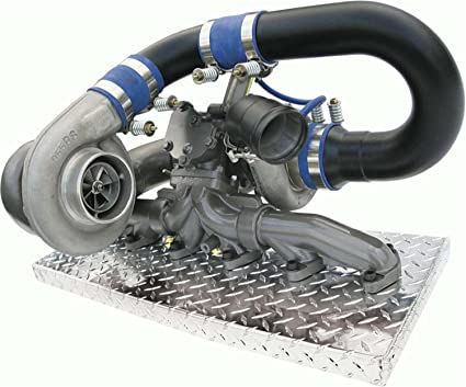 BD Diesel Performance 1045325 Super B Twin Turbo Kit