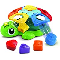 LeapFrog Sort & Spin Turtle Electronic Toys
